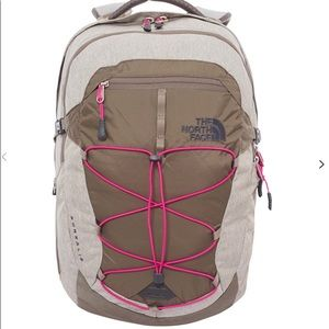 The North Face Borealis Women Backpack Brown/pink